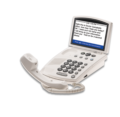 CapTel 840 Traditional Phone